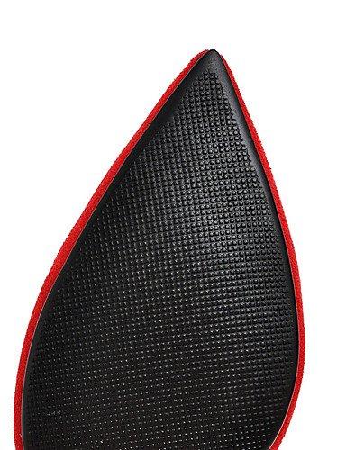 de red primavera black cn36 pie ZQ uk4 gladiador partido zapatos de heelswedding punta verano us6 cn36 talones oto o dedo en eu36 las del red 5 cn43 eu36 us6 invierno novedad uk8 eu42 del 5 us10 uk4 xxARwq