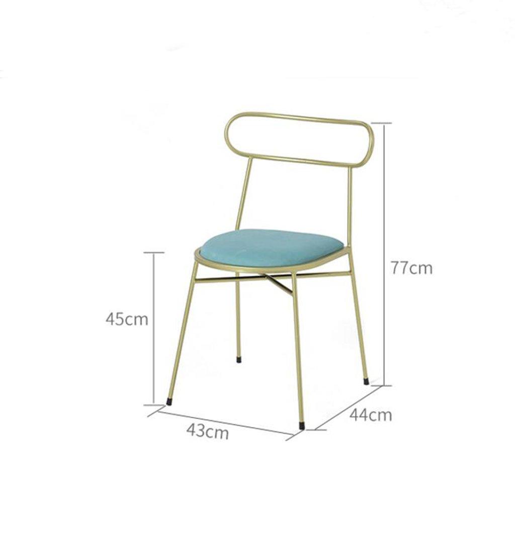 Fine Amazon Com Iron Art Makeup Stool Household Girls Lounge Camellatalisay Diy Chair Ideas Camellatalisaycom