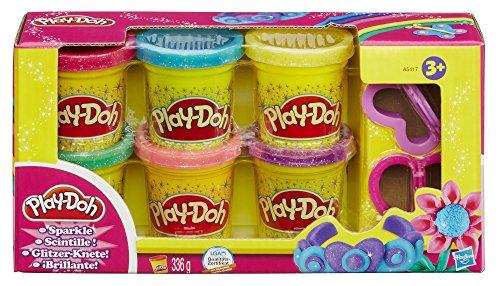 Play-Doh composé Sparkle