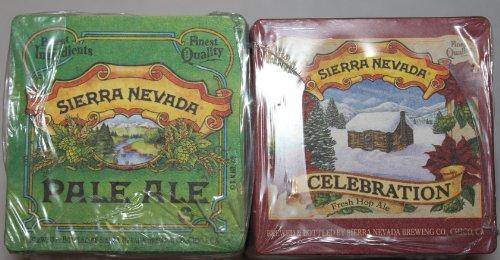 175 Pack of Sierra Nevada Pale Ale/Celebration Double Sided (Sierra Nevada Celebration Ale)