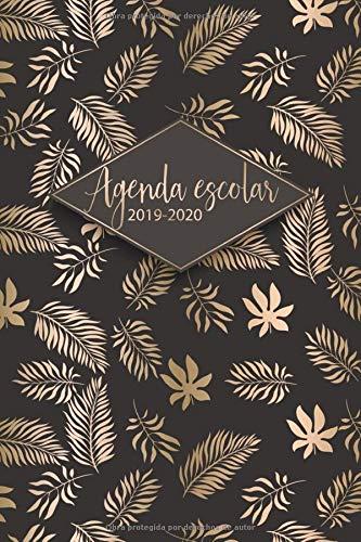 Agenda Escolar 2019 2020: Agenda 2019 - 2020 | El calendario semestral y planificador de estudios para el nuevo año académico 2019 - 2020 por EstudiPrint