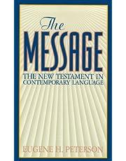 The Message-New Testamenew Testament-Mass