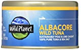 Wild Planet Albacore Tuna, 7.5 Ounce (Pack of 12)
