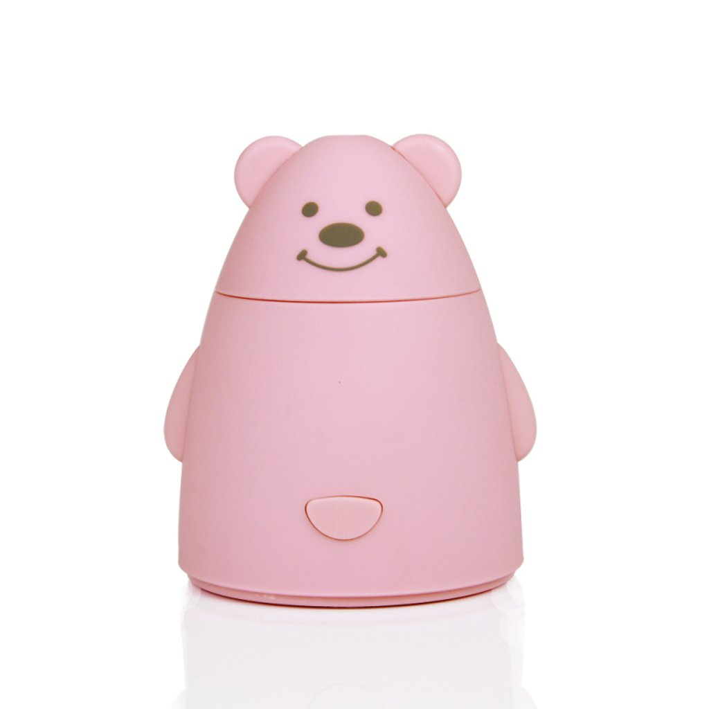 高級素材使用ブランド KTYX Pink USB加湿器ミニエアクリエイティブホームオフィスのかわいいミュート 加湿器 (色 : : Pink) Pink 加湿器 B07GB8K7J9, 美味しいお肉をお届け!大久保商店:532b21d8 --- ciadaterra.com