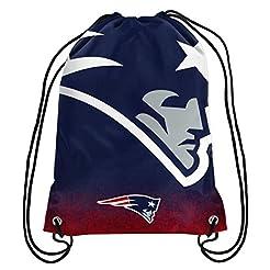 NFL Football Team Logo Drawstring Backpa...