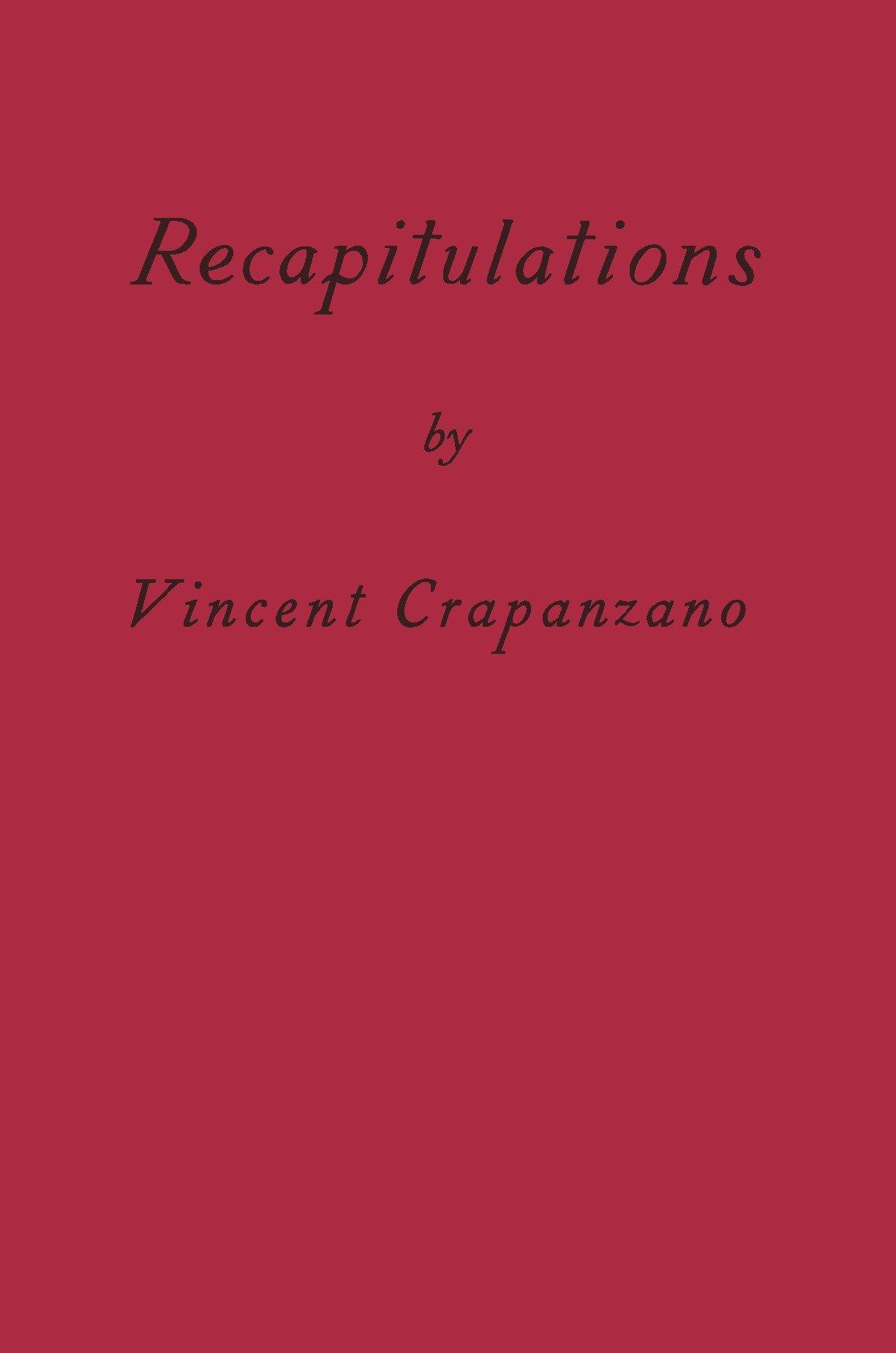 Download Recapitulations PDF