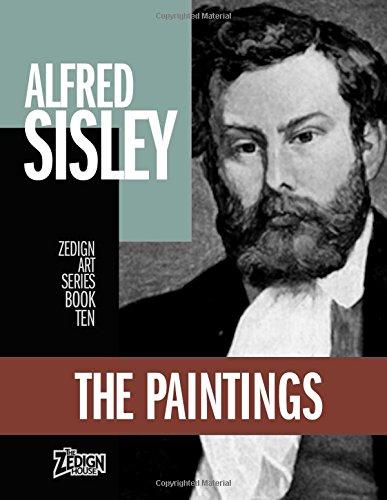 Alfred Sisley – The Paintings (Zedign Art Series)