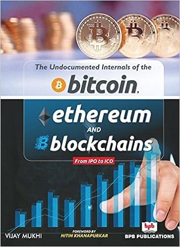 Bitcoin, Ethereum And Blockchains
