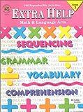img - for Extra Help: Math & Language Arts, Grade 3 book / textbook / text book