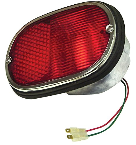 Empi 98-9514-0 Taillight Assembly 62-71 Vw Type 2 Bus Left Or Right, Ea