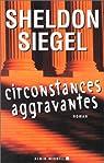 Circonstances aggravantes par Siegel