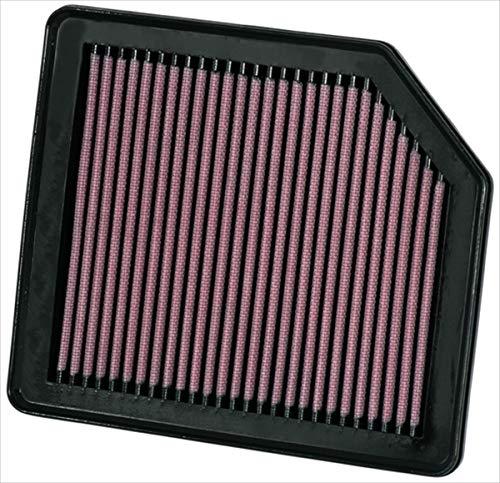 (K&N engine air filter, washable and reusable:  2005-2014 Honda (Stream, Civic, Civic GX, Civic VIII, Crossroad, FR-V) 33-2342)