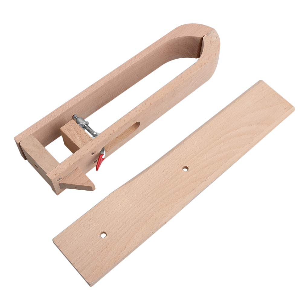 RDEXP 122x53x350mm Wooden Hand Tool Wood Woodwork Carpentry Planer for DIY Carpentry Planning Tool