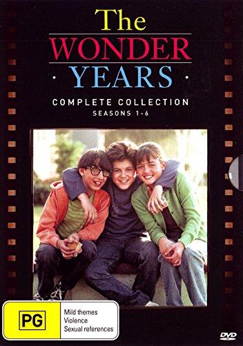 The Wonder Years Complete TV Series Collection | 26 Discs | NON-USA Format | PAL | Region 4 Import - Australia (Wonder Years Dvd Season 4)