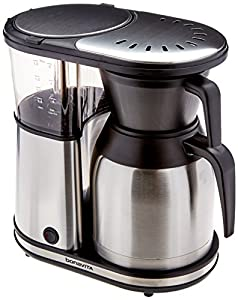 Amazon.com: Bonavita BV1900TS 8-Cup Carafe Coffee Brewer, Stainless Steel: Kitchen & Dining