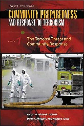 Community Preparedness and Response to Terrorism: [Three Volumes]