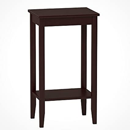 Incroyable TSR Accent Table Side End Table Living Room Sofa Side Table With Lower  Shelf Sofa Side