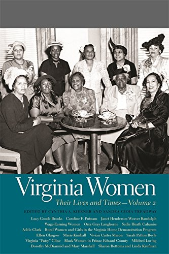 2: Virginia Women: Their Lives and Times (Southern Women:  Their Lives and Times Ser.)