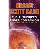 Deals on Orson Scott Card The Authorized Ender Companion Kindle Edition