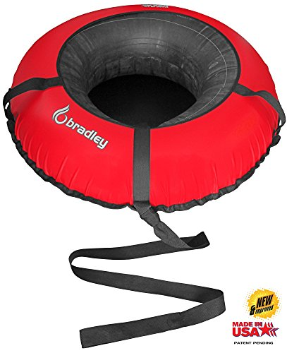 "Bradley Snow Tube Sled with 48"" Heavy Duty Cover from Bradley"