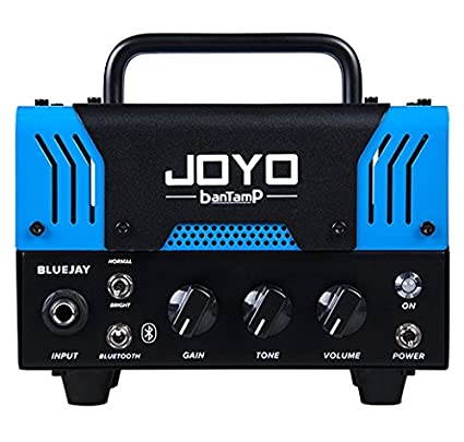 JOYO Bantamp Amplificador de guitarra Head 20W (BlueJay)