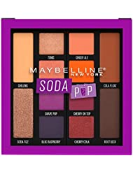Maybelline New York Eyeshadow Palette Makeup, Soda Pop, 0.26 Ounce