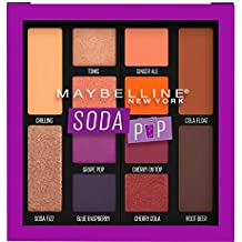 Maybelline New York Eyeshadow Palette Makeup, Soda Pop, 0.26 Ounce