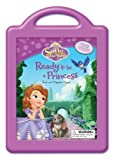 Sofia the First: Ready to be a Princess (Book and Magnetic Play Set)