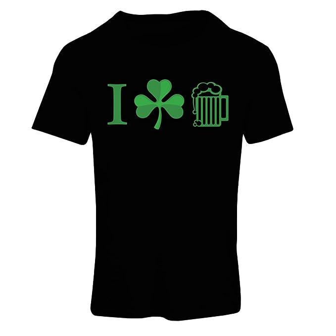 3e752c710 T Shirts for Women Shamrock Symbol, St. Patrick's Day, St. Patty's Day