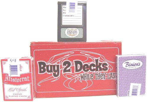 DDI 442301 Playing Cards Case Of 144