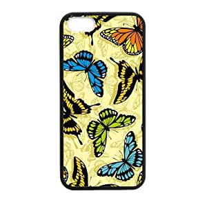 A Flock Of Butterfly Case for iPhone 5 5s case