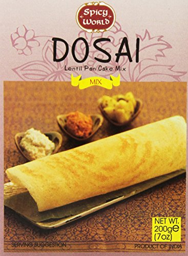 Spicy World Instant Dosai Mix, 7-Ounce Boxes (Pack of ()