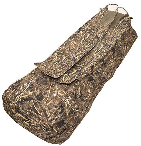 ALPS OutdoorZ Delta Waterfowl Legend Layout Blind, Realtree MAX-5
