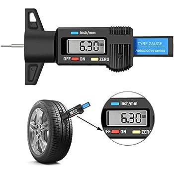Amazon Com Milton S 448 Tire Tread Depth Gauge Automotive