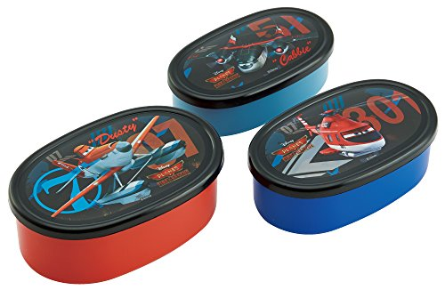 Planes 2 SRS3S seal food container 3P set