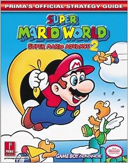 Super Mario World: Super Mario Advance 2 (Prima's Official