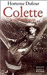 Colette : La Vagabonde assise par Dufour