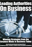 Leading Authorities on Business, James Belasco and Marshall Goldsmith, 0971007837