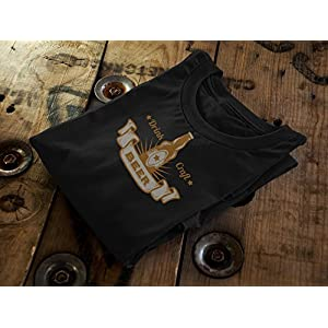 Drink Craft Beer-Gift for Cool Drunk Men Womens T-Shirts