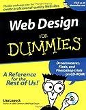 Web Design for Dummies, Lisa Lopuck, 0764508237