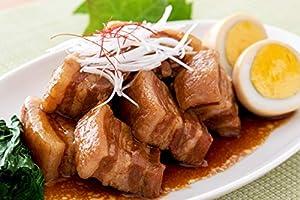 レトルト 豚の 角煮 500g 手軽に家庭料理 / お弁当 お惣菜 おかず 温めるだけの簡単調理