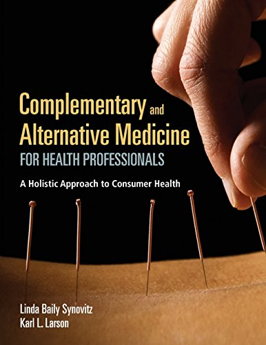 COMPLEMENTARY & ALTERNATIVE MEDICINE FOR HEALTH PROFESSIONALS