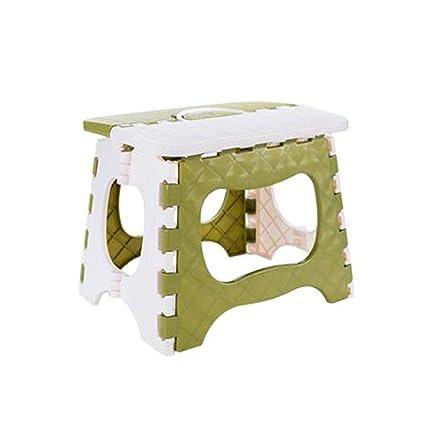 Wondrous Amazon Com Zzf Plastic Folding Stool Childrens Step Stool Short Links Chair Design For Home Short Linksinfo