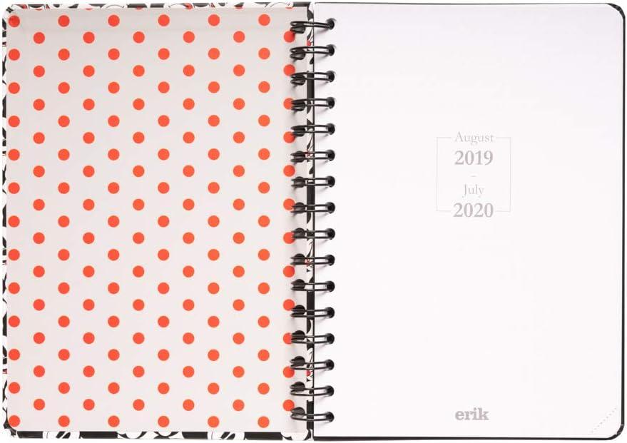 Agenda escolar 2019/2020 A5 12 meses Semana Vista Mickey Mouse ...