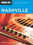 Front cover for the book Moon Spotlight Nashville by Susanna Henighan Potter