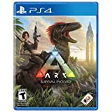 Studio Wildcard ARK: Survival Evolved PS4