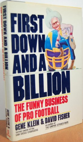 First Down and a Billion: The Funny Business of Pro Football