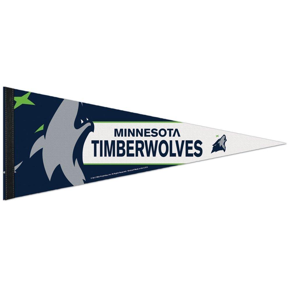WinCraft Minnesota Timberwolves Big Logo Premium NBA Wimpel 69671014