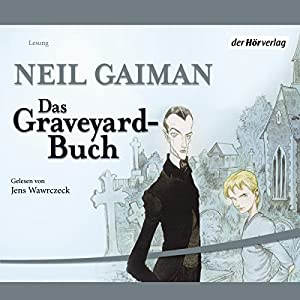 Das Graveyard-Buch Audiobook