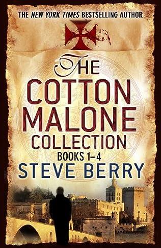 book cover of Cotton Malone: Books 1-4